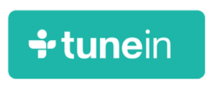 Available on tunein